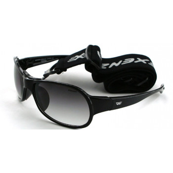 Очки EXENZA FUN R01 резинка black