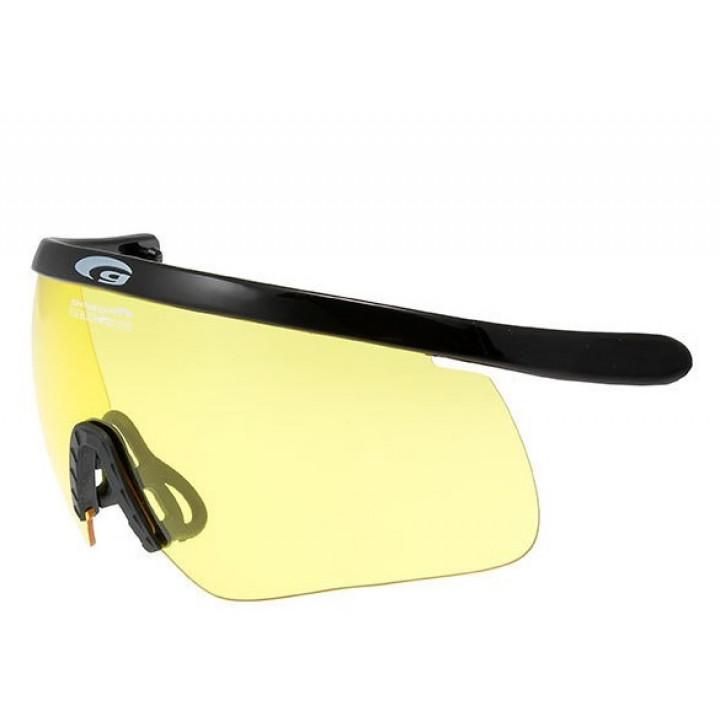 Сменные линзы GOGGLE T325-B black/yellow