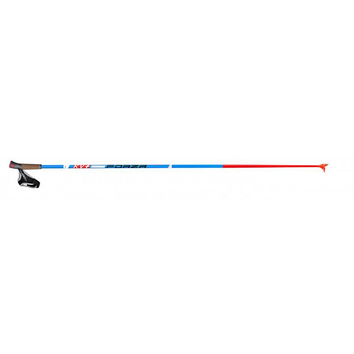 Палки лыжные KV+ FORZA BLUE QCD CLIP 20P016Q blue