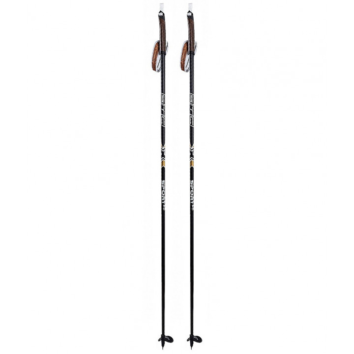 Палки лыжные STC SPORT 35 Carbon -