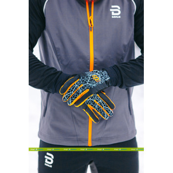 Перчатки Bjorn Daehlie Glove Speed Synthetic 332643 99900 черный