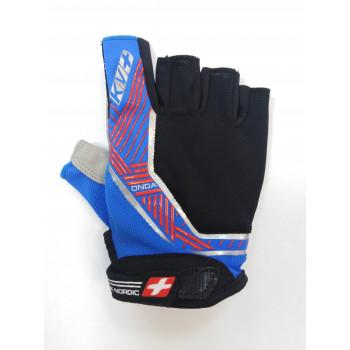 Перчатки лыжерол. KV+ ONDA FOR SKIROLL 7G01.2 black/royal
