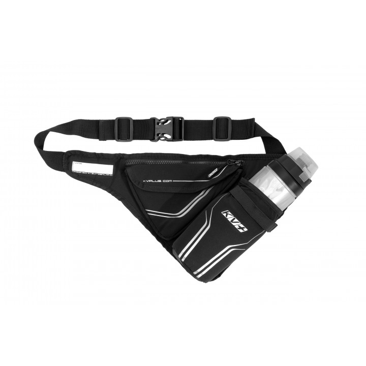 Подсумок KV+ WAIST BAG WITH BOTTLE 8D04 black