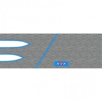 Повязка KV+ 9A10 FOX 107 серый/голубой
