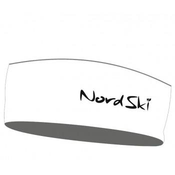 Повязка NordSki WARM NSV119001 white OFSA