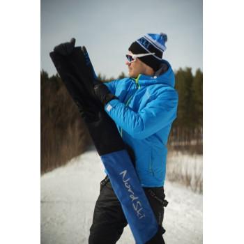 Чехол для лыж NordSki 1 пара 170см black/blue