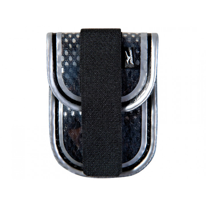 Сумочка для ключа Mizuno Foot Pouch серый