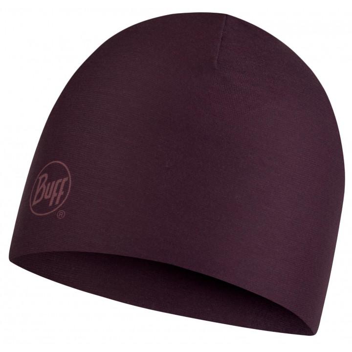 Шапка Buff MICROFIBER REVERSIBLE HAT 1238880.639.1000 serra mauve