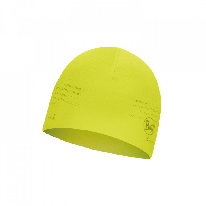 Шапка Buff MICROFIBER REVERSIBLE HAT 118176.117.10.00 R-solid yellow fluor
