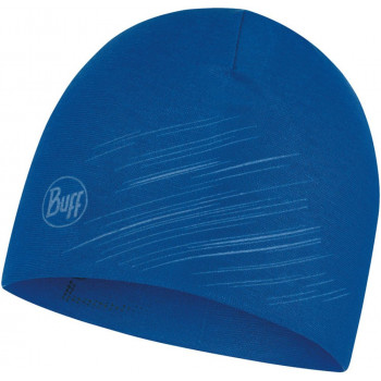 Шапка Buff MICROFIBER REVERSIBLE HAT 118176.760.10.00 R-solid olympian blue
