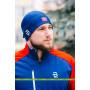 Шапка гоночная Bjorn Daehlie POLYKNIT FLAG 331003 25300 estate blue