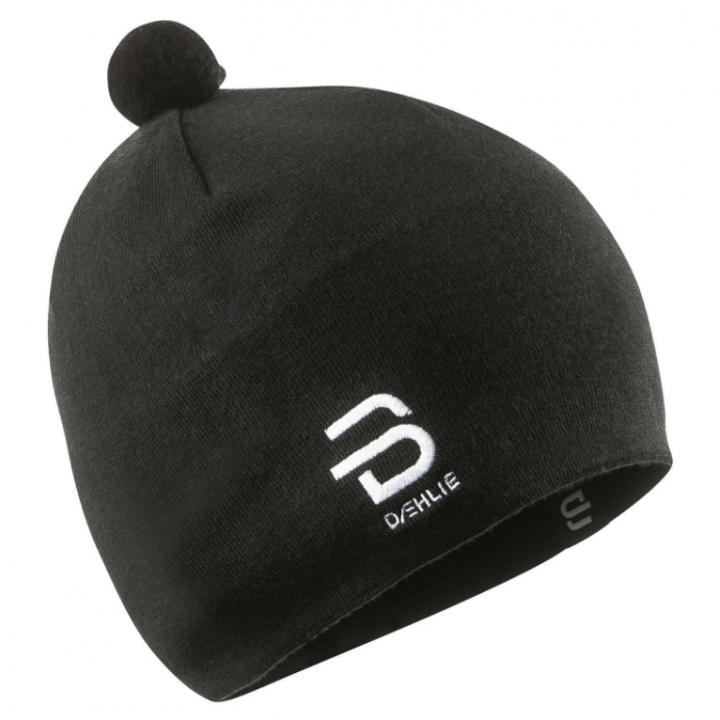 Шапка Bjorn Daehlie Hat Classiс 332621 99900 черный