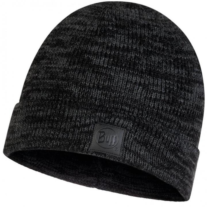 Шапка Buff KNITTED HAT EDIK 120831.901.1000 graphite