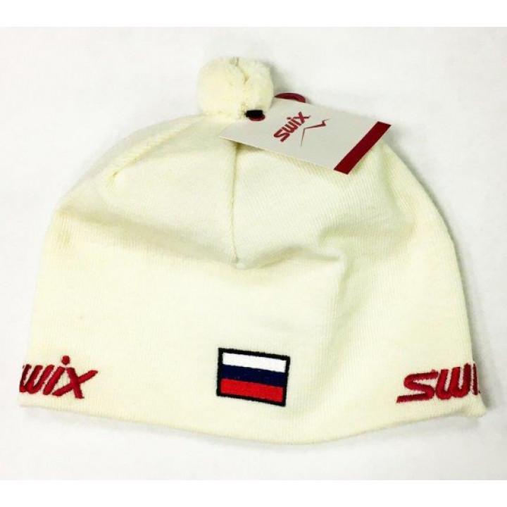 Шапка Swix TRADITION 46704 000RU белый