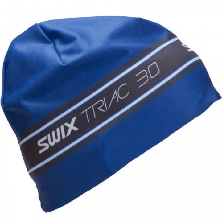 Шапка Swix TRIAC 3.0 46603 72000 королевский синий