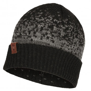 Шапка Buff KNITTED HAT 117890.901.10.00 valter graphite
