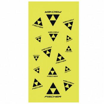 Бандана Fischer CI-LOGO G36014 yellow/black