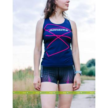 Шорты фитнес Noname EMMA violet