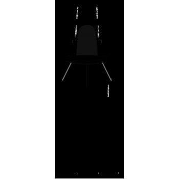 Брюки утепленные NordSki JR. NSJ444100 black