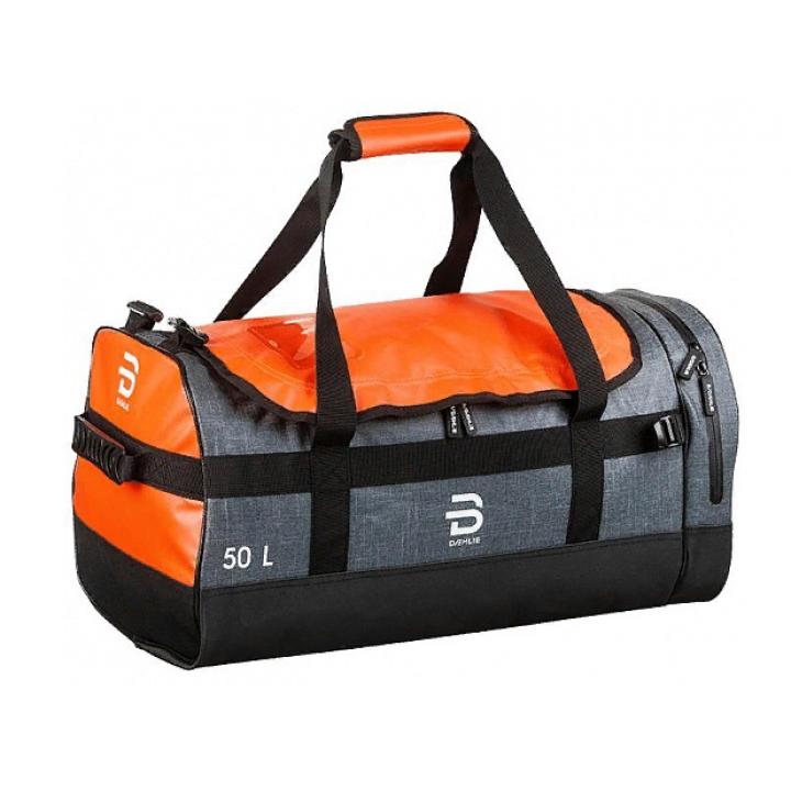 Сумка Bjorn Daehlie BAG DUFFLE 50L 332119 38000 shocking orange