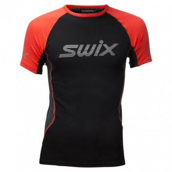 Футболка Swix RADIANT RACEX SS 40611 90015 red neon
