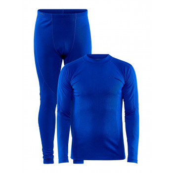 Термокомплект Craft CORE WARM BASELAYER SET 1909712 349645 beat/scream