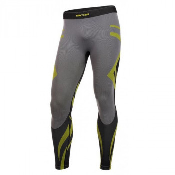 Терморейтузы VictoryCode SEAMLESS SH black/lime