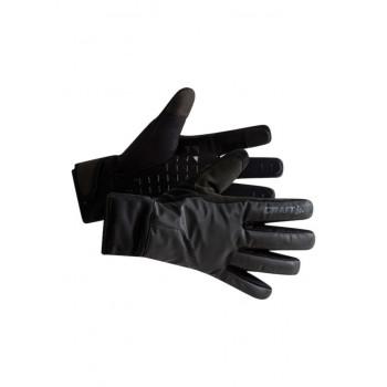Велоперчатки Craft BIKE SIBERIAN GLOW GLOVE 1906573 999000 black