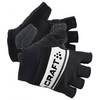 Велоперчатки Craft CLASSIC 1903304 9900 black/white