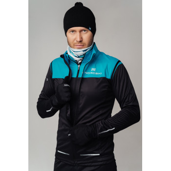 Безрукавка Nordski PRO NSM554735 breeze/black