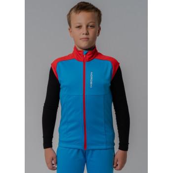 Безрукавка Nordski PREMIUM NSJ440879 blue/red